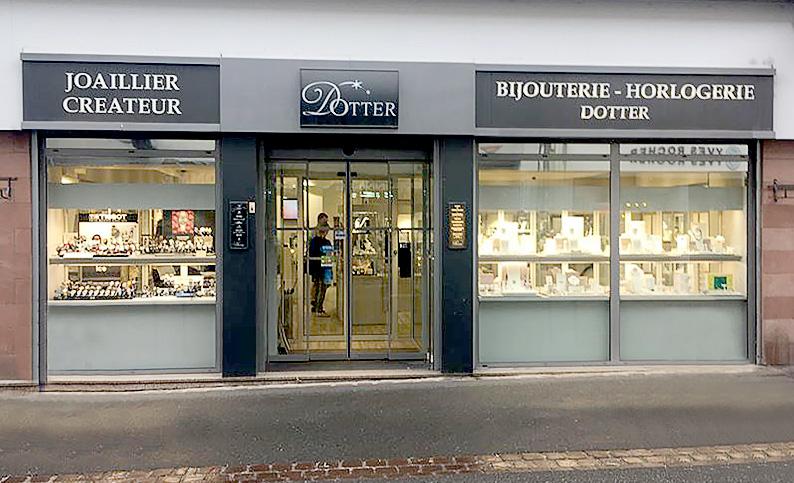 PRESENTATION Bijouterie Dotter à Guebwiller