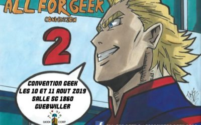 Guebwiller accueille « All for Geek »